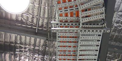 سینی کابل - cable tray