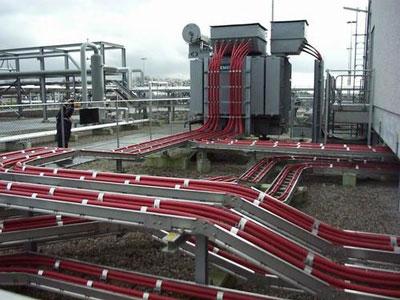 مزایای استفاده از سینی کابل (ساتا) سازه توان آژند