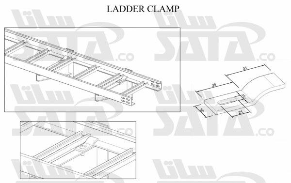 LADDER CLAMP