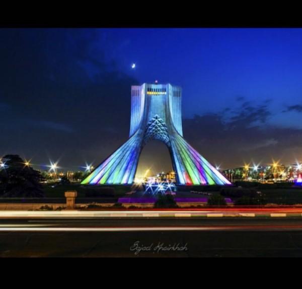 سینی و نردبان کابل -سازه توان آژند