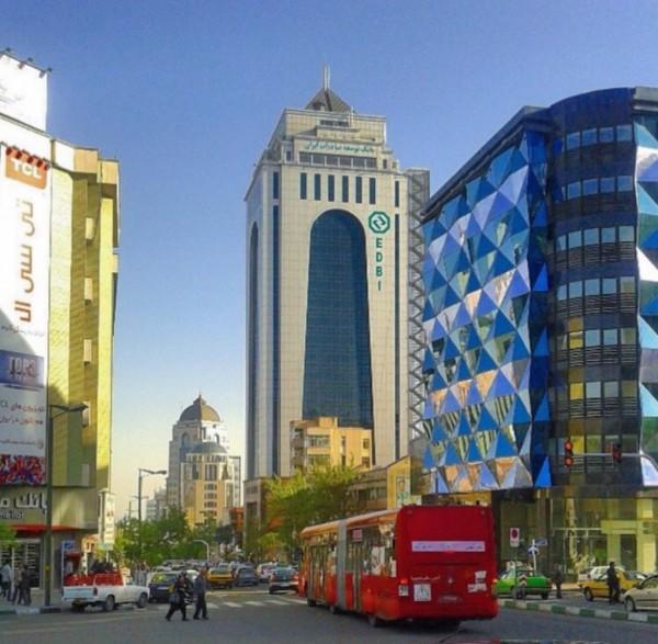 بانک توسعه صادرات ایران ، سینی و نردبان کابل -سازه توان آژند